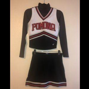 Cheerleading Uniform Costume